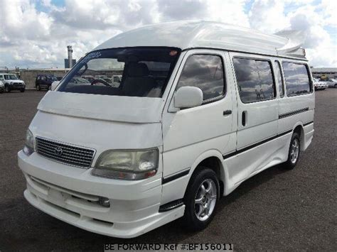 Toyota Hiace For Sale Usa Used 1999 Toyota Hiace Cing Kc Kzh132v For Sale