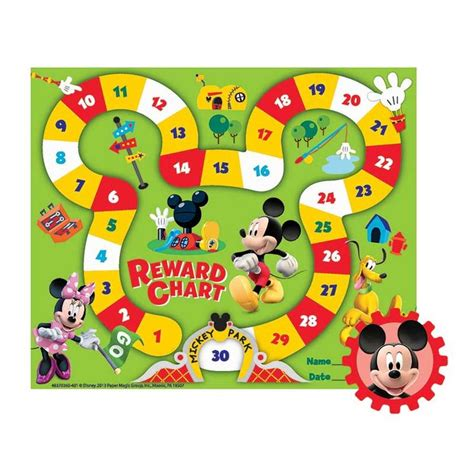 printable mickey mouse reward charts 42 best potty time images on pinterest behavior charts