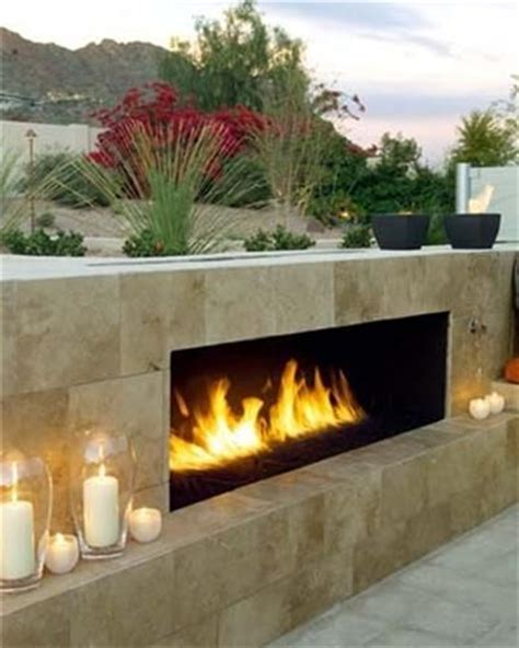 Urban Gardens Phoenix - best 25 modern outdoor fireplace ideas on pinterest outdoor fireplaces modern outdoor love