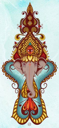 ganesh tattoo nyc elephant in blessed peacemakers in nyc p e a c e