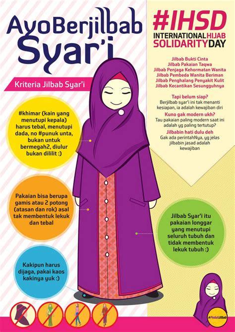 Jilbab Syar I Dalam Islam mengapa perlu memakai jilbab syar i rafiqjauhary