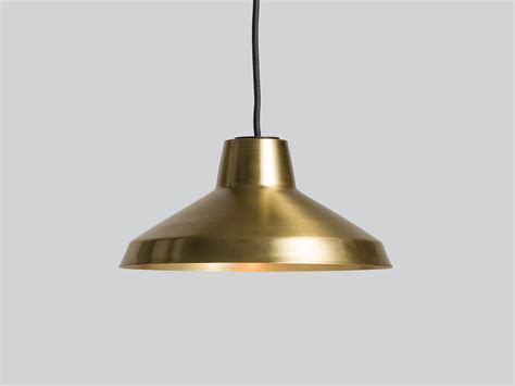 Brass Pendant Light Buy The Northern Evergreen Pendant Light Brass At Nest Co Uk