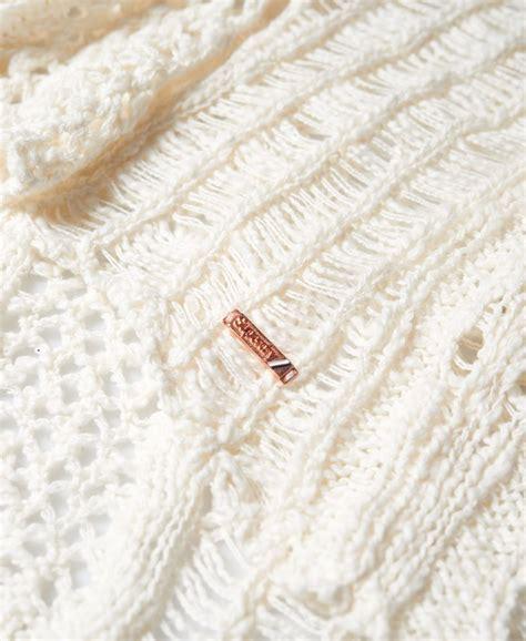 aero swing womens summer aero swing sweater in superdry