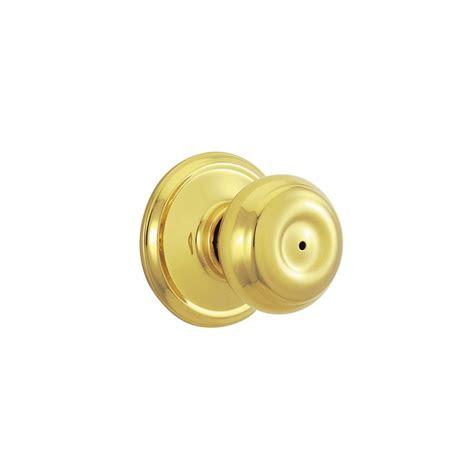 Georgian Door Knobs by Schlage Georgian Door Knob With Brookshire Decorative
