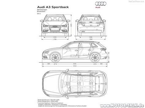 Audi A3 Sportback Abmessungen by Audi A3 Sportback S Line 2014 800x600 Wallpaper 97