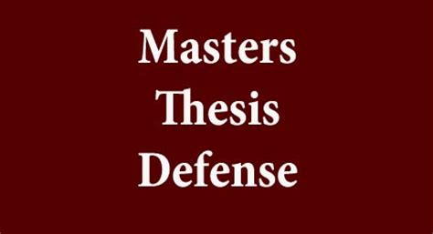 defending your dissertation defense thesis thesis defense studio c tips