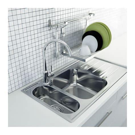 ikea dish rack grundtal dish drainer stainless steel 35x26 cm ikea