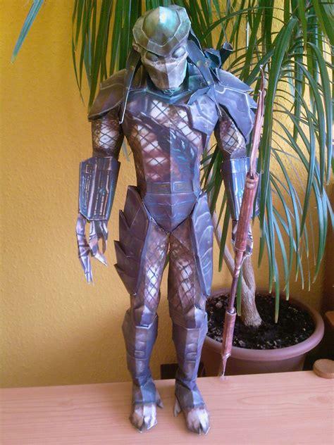 Predator Papercraft - predator papercraft by wandarin on deviantart