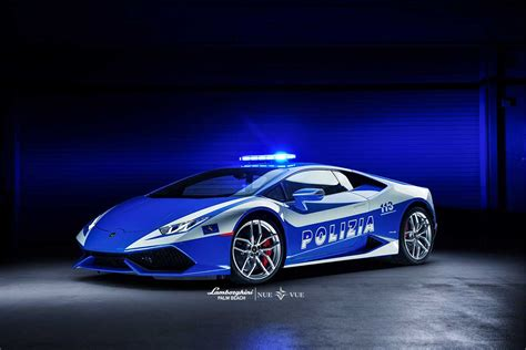 police lamborghini lamborghini palm beach launches hurac 225 n police car