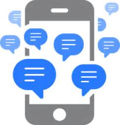 text message clipart advocacy through texting winning connections