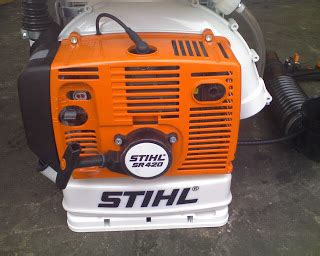 Mesin My M mr my power tools machinery mesin mist blower stihl sr420