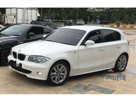 Hatchback Bmw by Bmw 120i 2004 2 0 In Selangor Automatic Hatchback White