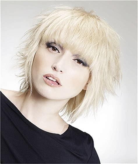 pictures of medium textured or choppy hairstyles textured medium hairstyles ideas