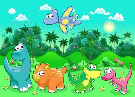 cute dinosaur backgrounds wallpapersafari