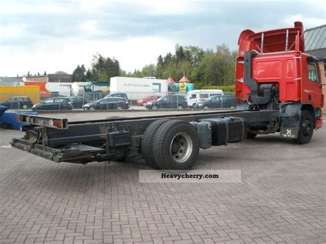 daf 75 cf 250 3 chassis air suspension 2003 chassis truck photo and specs