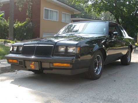 buick grand national top speed 1982 1987 buick grand national review top speed
