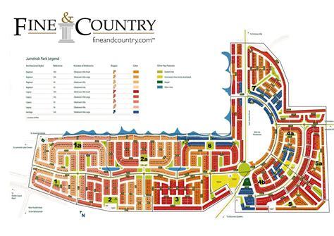 Beach House Layouts Jumeirah Park Master Plan Dubai Legacy Regional