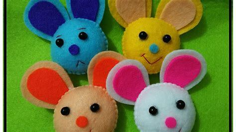 Kepala Boneka 14 tutorial flanel felt kelinci rabbit ala dj rangga