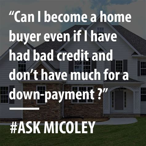how to buy a house with very bad credit how to buy a house with bad credit and no money down howsto co
