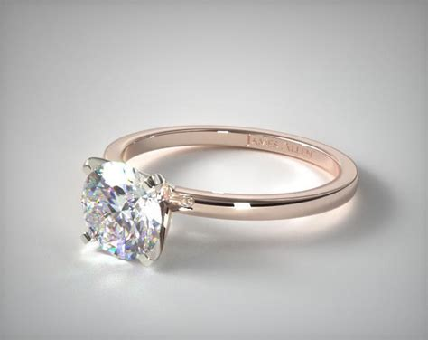 1 5mm comfort fit engagement ring 14k gold 17740r14