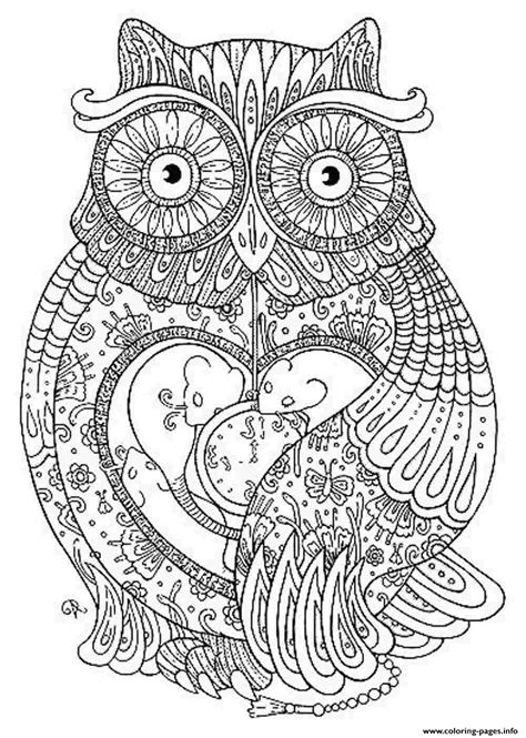 coloring pages for adults of animals animal for adults coloring pages for kids and for adults