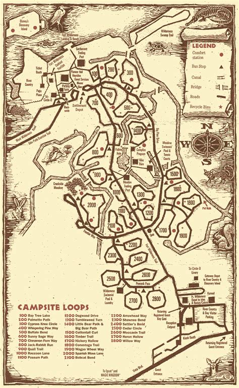 Disney Fort Wilderness Cabins Map by Cing Questions And Answers Fort Wilderness