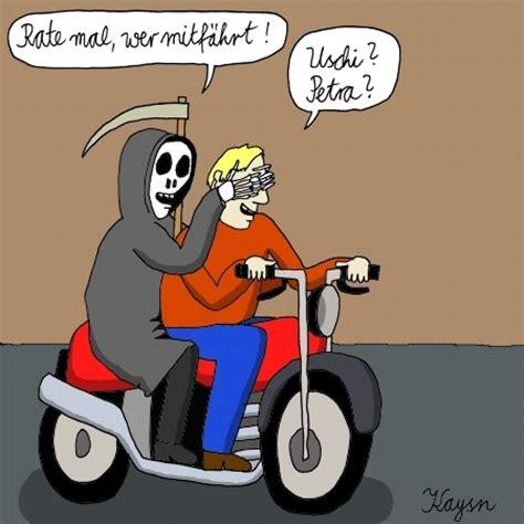 Motorrad Fahren Philosophie by Motorradfahrer Kaysn Philosophie Toonpool