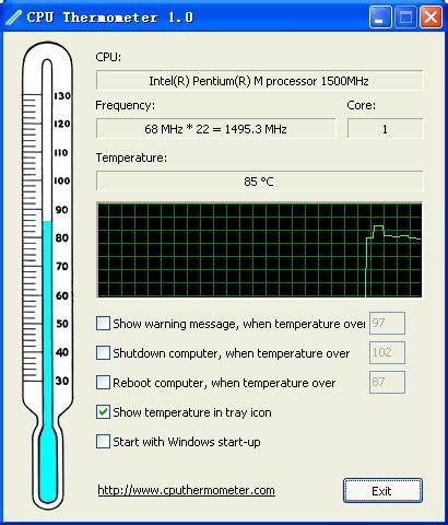 cpu fan temp monitor what is the best cpu temperature