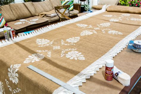diy wedding aisle runner fabric