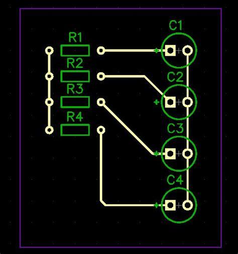 aplikasi layout pcb menggambar layout pcb dengan software diptrace abi sabrina