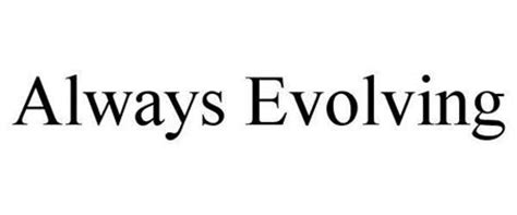 Always Free Search Always Evolving Trademark Of Always Evolving Llc Serial Number 86089046