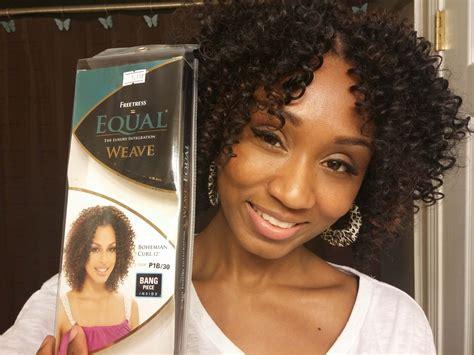 bohemian curl quick weave these curls guuurrl freetress equal bohemian short curl