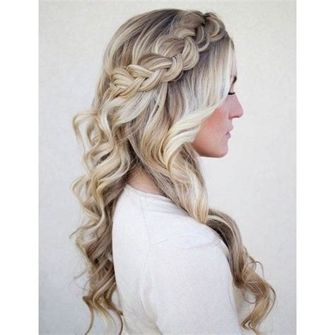 23 stunning half up half down wedding hairstyles for 2016 23 great pics of half up braided wedding hairstyles