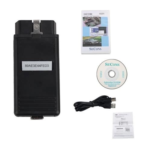 Professional Obd2 Serial Diagnostic Cable For Volvo us 558 00 hicom obd2 professional diagnostic scanner for