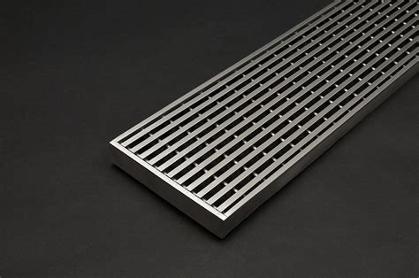 House Architectural Styles stainless steel grates and heelguard grates paige