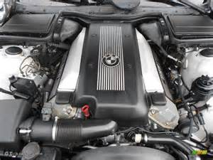 2002 bmw 5 series 540i sedan 4 4l dohc 32v v8 engine photo