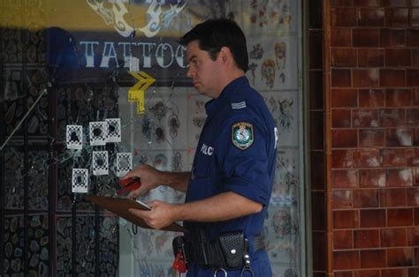 tattoo parlour dubbo man denied bail over drive by shooting daily liberal