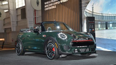 Mini Cooper York by Mini Cooper Works Convertible Makes Debut In