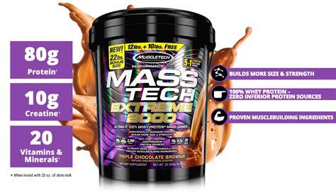 mass tech mass tech 2000 muscletech