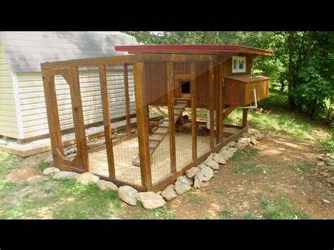 easy backyard chicken coop plans backyard chickens chicken coop tour easy to clean