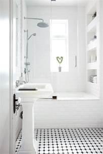 White Bathroom Ideas Pinterest by Comment Agrandir La Petite Salle De Bains 25 Exemples