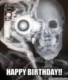 Xray Meme - xray happy birthday