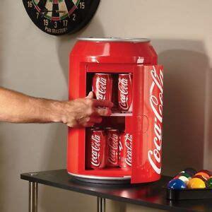 Countertop Soda by Compact Coca Cola Can Refrigerator Mini Countertop Coke