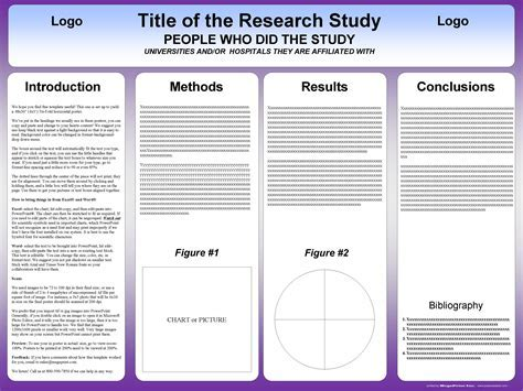 Powerpoint poster templates a0 academic research poster template tri fold poster template postersession pronofoot35fo Gallery