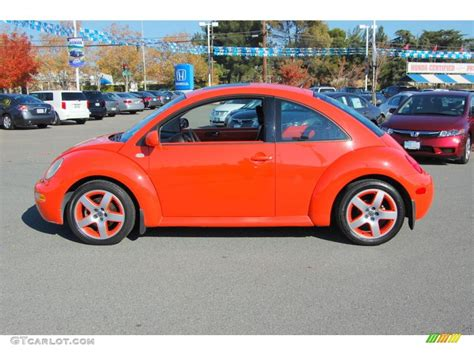 orange volkswagen beetle 2002 snap orange volkswagen beetle special edition