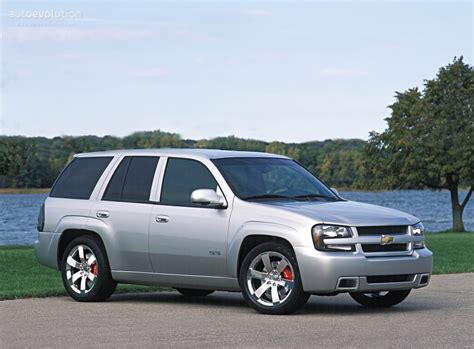 chevrolet trailblazer 2008 chevrolet trailblazer ss specs 2005 2006 2007 2008