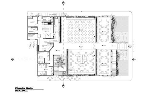 restaurant floor plan with dimensions gallery of restaurant koi sushi grupo spazio 11