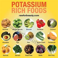 healthy fruits and vegetables amazing meal cleanse foods rich in potassium and iron