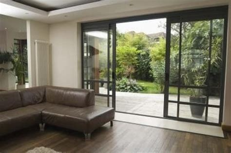 Sliding Glass Exterior Doors Kitchen Remodelling Interior Sliding Glass Doors For Your Modern Day House Or Office