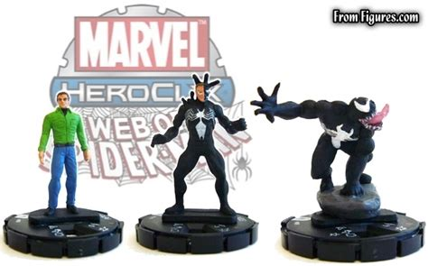 Kaos Thor Wos Thor World 12 heroclix world web of spider spoilers